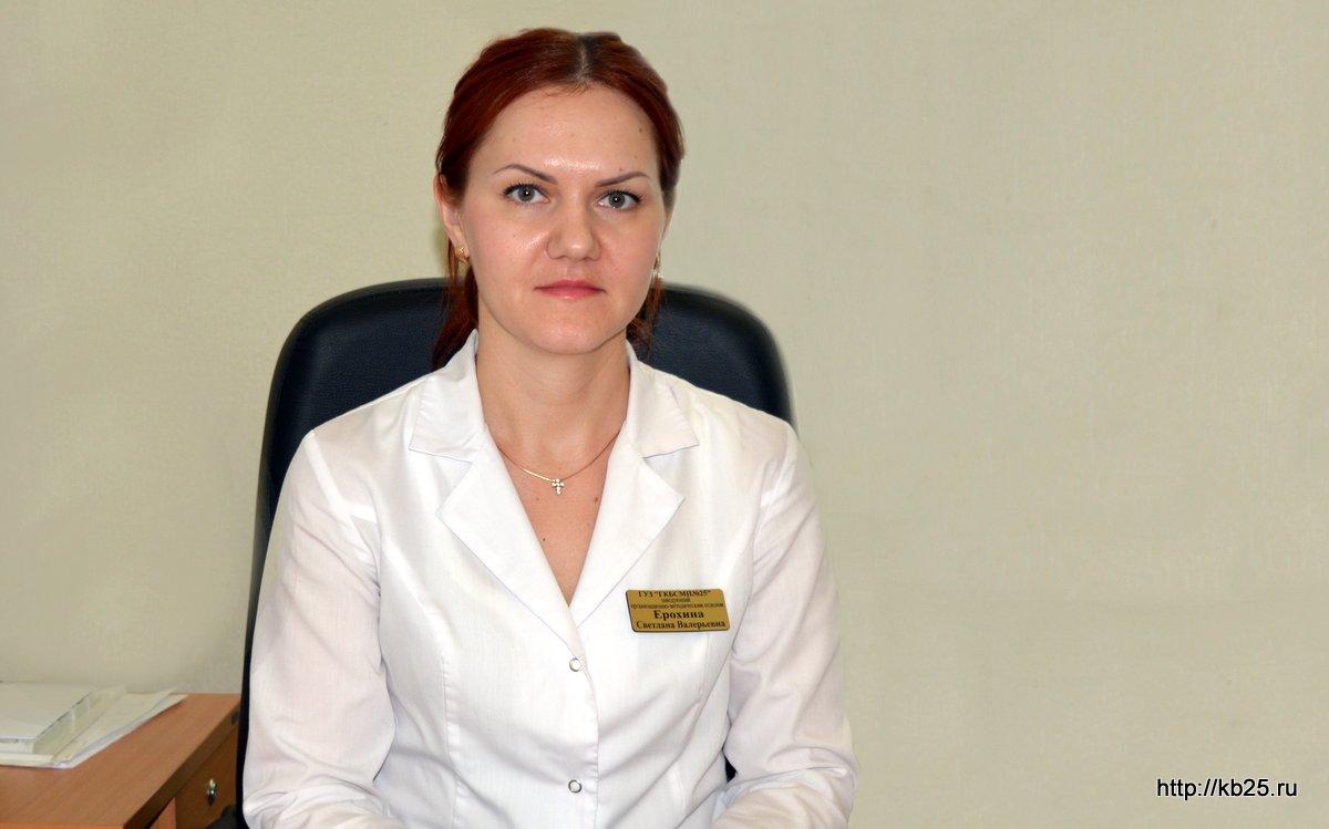 Ерохина Светлана Валерьевна